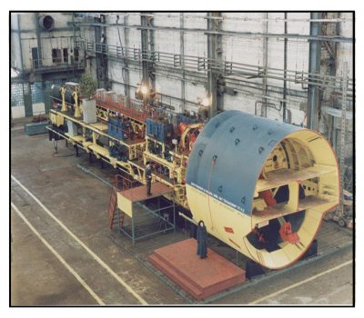 COMPLEX FOR TUNNEL BORING KT-6.2A24