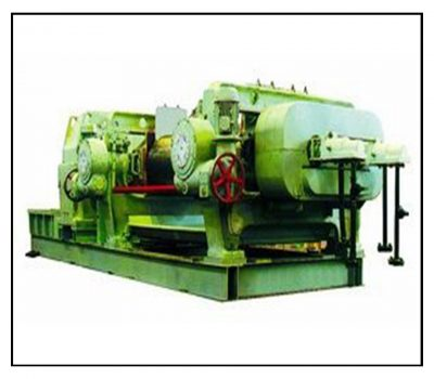 Rubber-processing roll mills